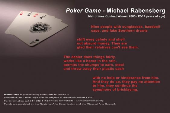 Poker Game 2004