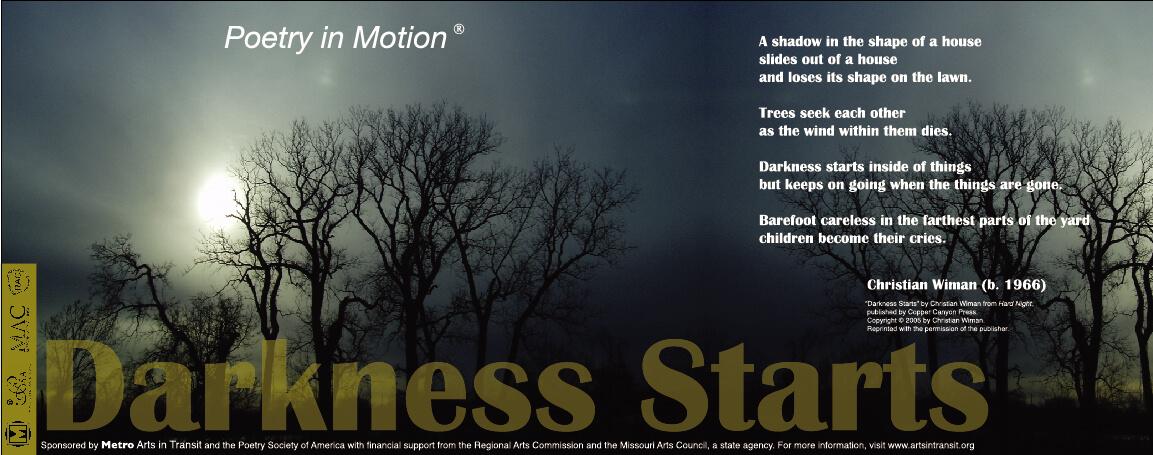 Darkness Starts 2006