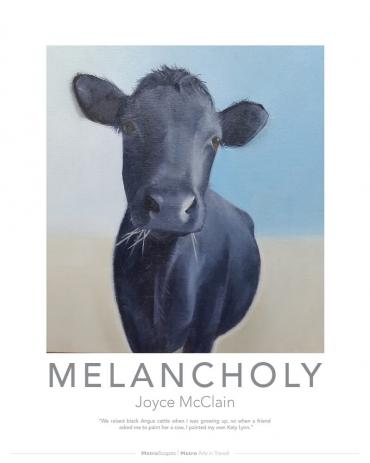 Melancholy by Joyce McClain -2017