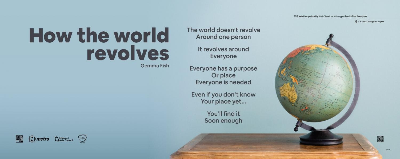 How the world revolves